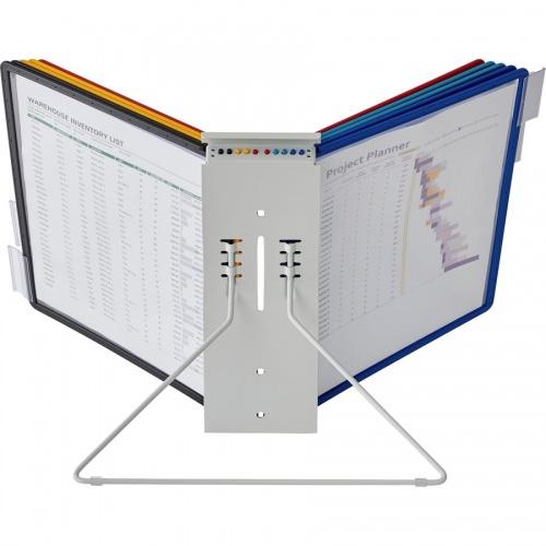 DURABLE INSTAVIEW Desktop Reference Display System (561200)