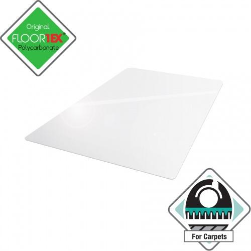 Floortex Cleartex Ultimat Lowith Medium Pile Carpet Chairmat (1115223ER)