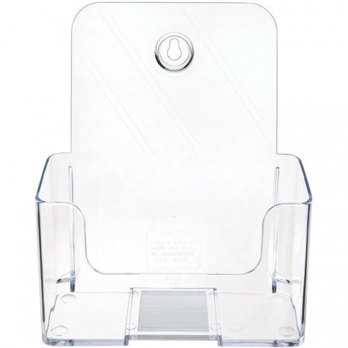 Deflecto Single Compartment DocuHolder (74901)