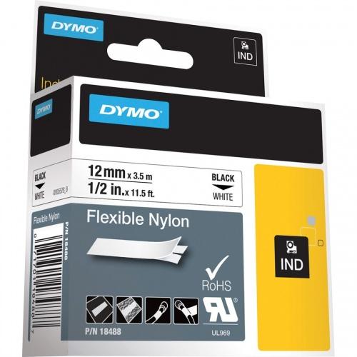 Newell Rubbermaid Dymo Rhino Flexible Nylon Labels (18488)