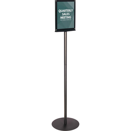 Deflecto Double-Sided Magnetic Sign Display (692056 ...