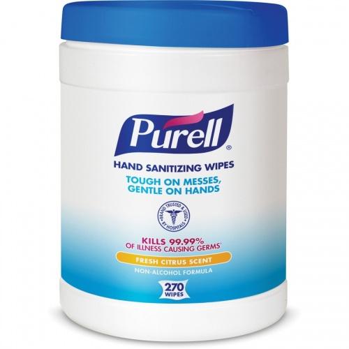 PURELL Sanitizing Wipes (911306CT)