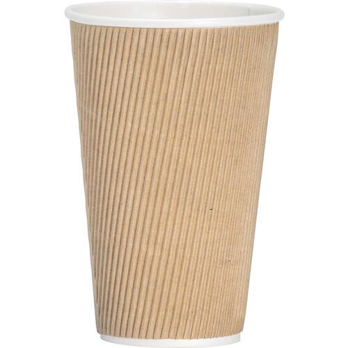Genuine Joe Ripple Hot Cups (11257CT)
