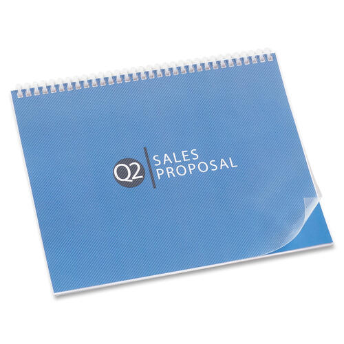 GBC Designer Premium Plus View Presentation Binding Covers (2514496)