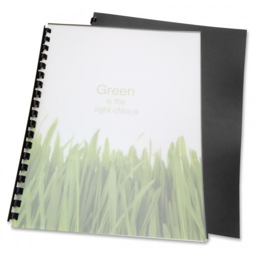 GBC Binding Presentation Covers (25817)