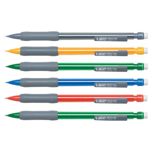 BIC Matic Grip Mechanical Pencils (MPFGP61)