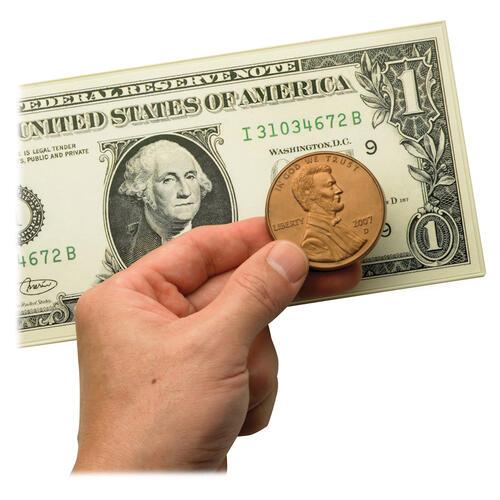 Educational Insights Big Money Magnetic Coins/Bills (3063)