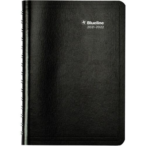 Blueline Academic Daily Appointment Book / Monthly Planner (CA201BLK)