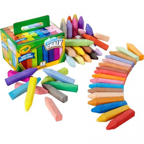 Crayola Washable Sidewalk Chalk (512048)