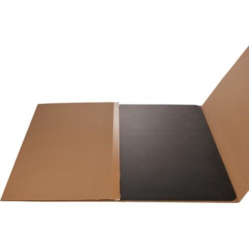 Deflecto Black EconoMat for Hard Floors (CM21242BLK)