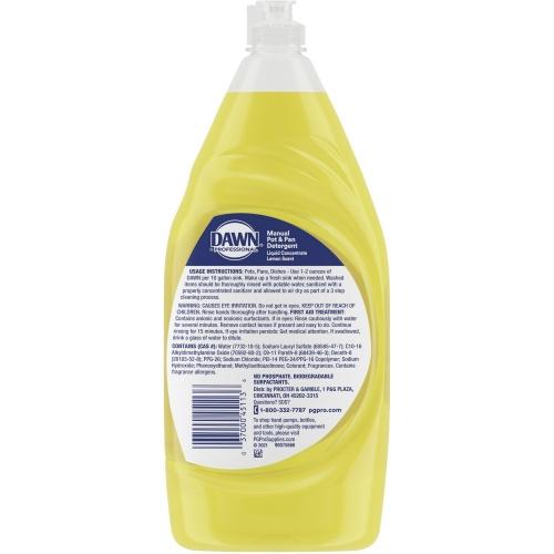Dawn Manual Pot/Pan Detergent (45113CT)