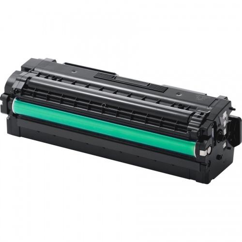 Samsung CLT-C505L High Yield Cyan Toner Cartridge (SU037A)