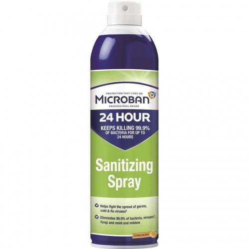 Microban Professional Sanitizing Spray (30130CT)