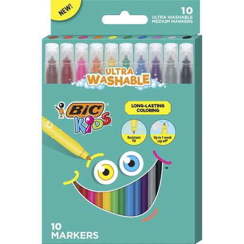 BIC Medium Point Coloring Markers (BKCM20AST)