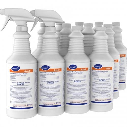 Diversey Avert Sporicidal Disinfect Cleaner (100842725)