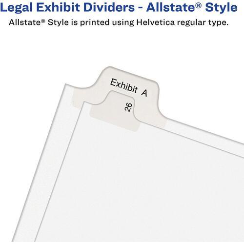 Avery Index Divider (82157)