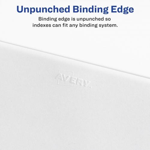 Avery Index Divider (82158)