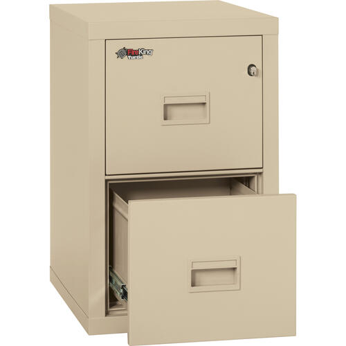 FireKing Insulated Turtle File Cabinet (2R-1822-C-PA)