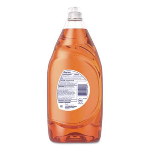 Dawn Ultra Antibacterial Dishwashing Liquid, Orange, 40 oz Bottle, 8/Carton (91092)