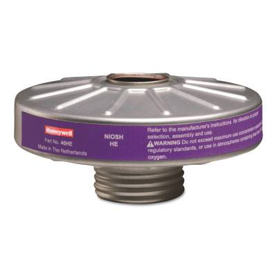 Honeywell HEPA Filter Chemical Cartridge Replacement North 7700 Series SAFETY