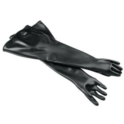 Honeywell North Neoprene Glovebox Gauntlet Gloves (8N3032/10H)