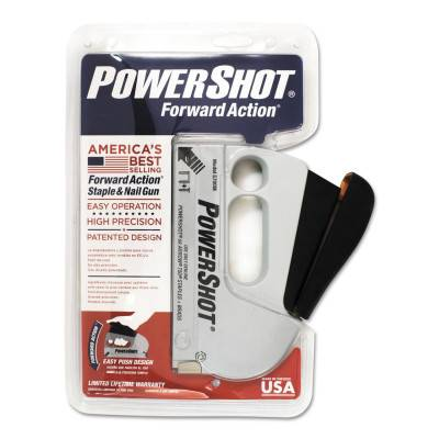 Arrow Fastener 5700 Powershot Forward Action Staple Guns and Nailers (5700)
