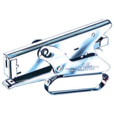 Arrow Fastener Plier-Type Staplers (P22)