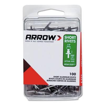 Arrow Fastener Aluminum Rivets (RSA1/8IP)