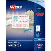 Avery Inkjet Invitation Card (8387)