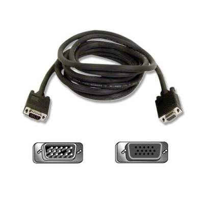 Belkin SVGA Monitor Extension Cable (F3H981-10)