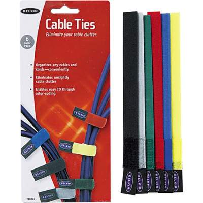 Belkin Cable Ties 8 Inch (F8B024)