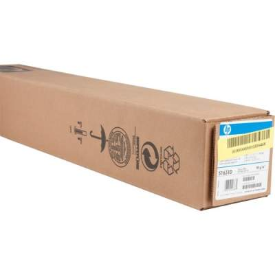 HP Special Inkjet Paper-610 mm x 45.7 m (24 in x 150 ft) (51631D)