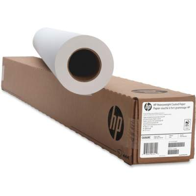 HP Heavyweight Coated Paper-1067 mm x 30.5 m (42 in x 100 ft) (C6569C)