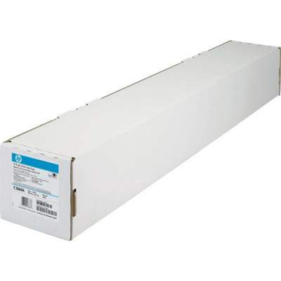 HP Bright White Inkjet Paper-610 mm x 45.7 m (24 in x 150 ft) (C1860A)
