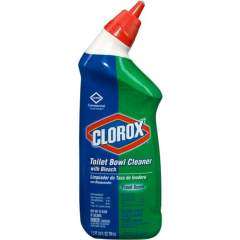 Clorox Commercial Solutions Clorox Toilet Bowl Cleaner with Bleach (00031EA)