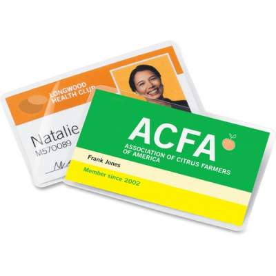 GBC HeatSeal UltraClear Laminating Pouches (3300371)