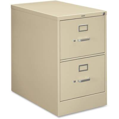 HON 210 Series 2-Drawer Vertical File (212CPL)