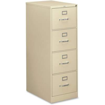 HON 310 Series 4-Drawer Vertical File (314CPL)