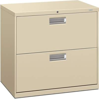 HON Brigade 600 Series 2-Drawer Lateral (672LL)