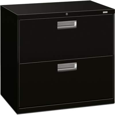 HON Brigade 600 Series 2-Drawer Lateral (672LP)