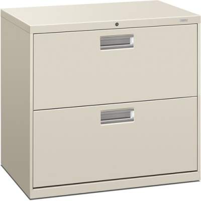 HON Brigade 600 Series 2-Drawer Lateral (672LQ)