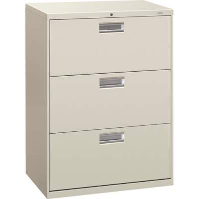 HON Brigade 600 Series 3-Drawer Lateral (673LQ)