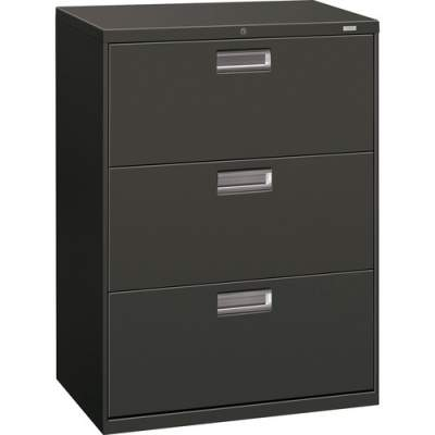 HON Brigade 600 Series 3-Drawer Lateral (673LS)