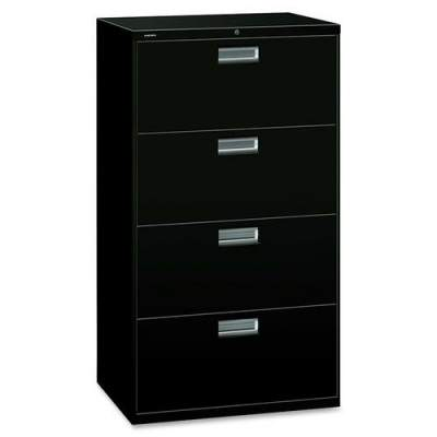 HON Brigade 600 Series 4-Drawer Lateral (674LP)
