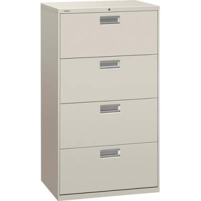 HON Brigade 600 Series 4-Drawer Lateral (674LQ)
