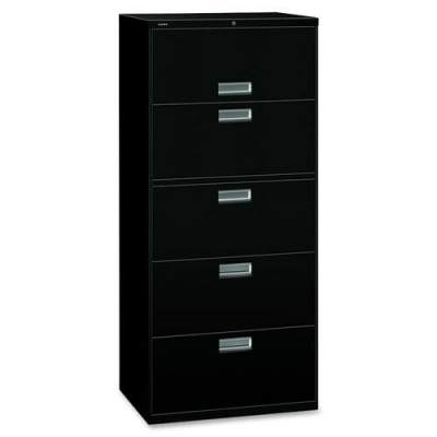 HON Brigade 600 Series 5-Drawer Lateral (675LP)
