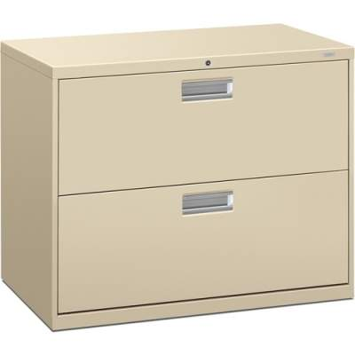HON Brigade 600 Series 2-Drawer Lateral (682LL)