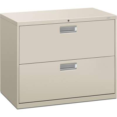 HON Brigade 600 Series 2-Drawer Lateral (682LQ)