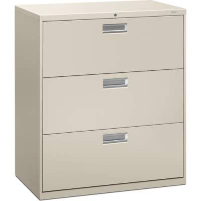 HON Brigade 600 Series 3-Drawer Lateral (683LQ)