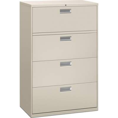HON Brigade 600 Series 4-Drawer Lateral (684LQ)